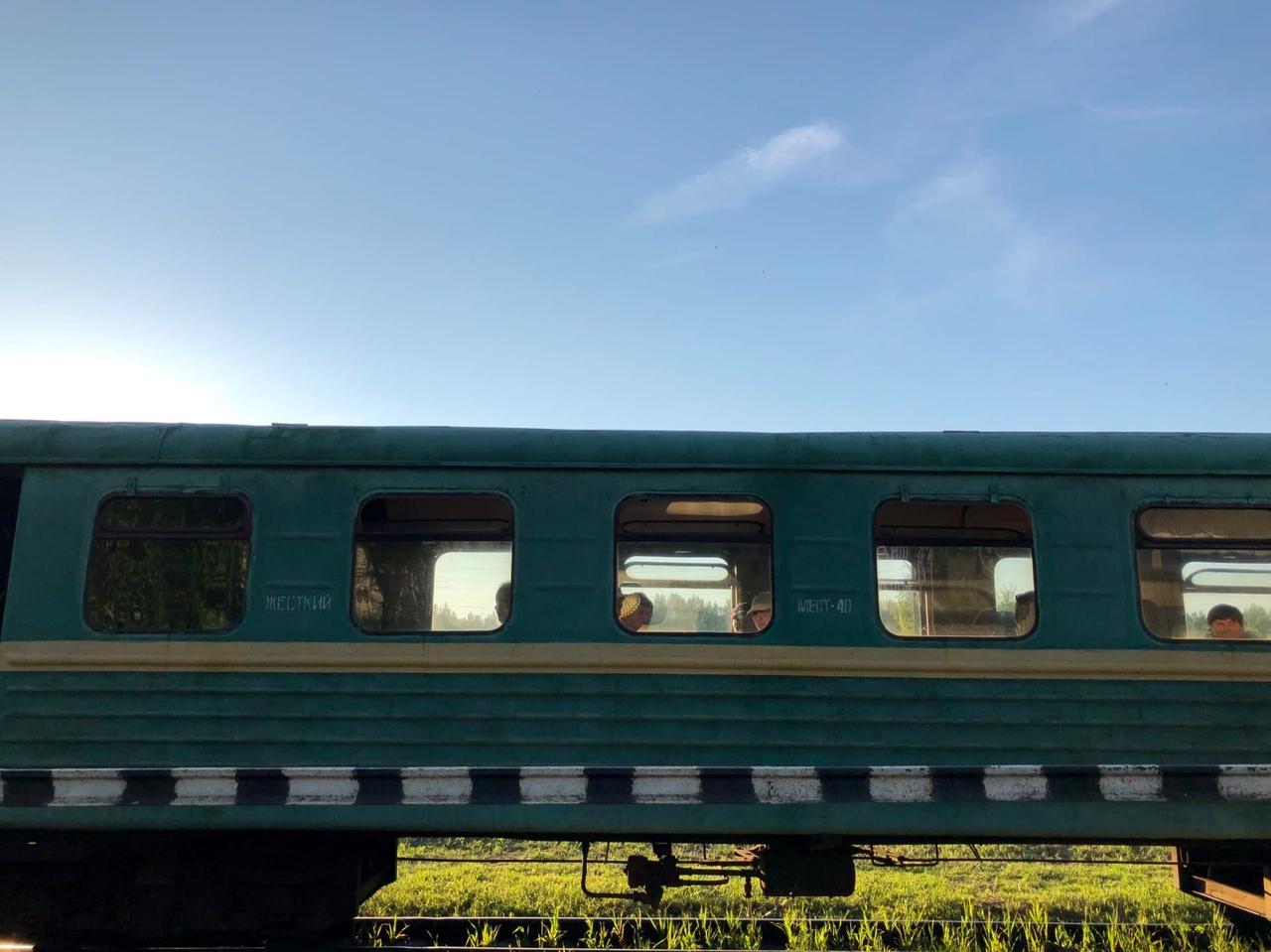 В расписании движения поездов по Каринской узкоколейке появятся изменения