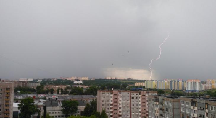 Переменная облачность и гроза: какая погода ждет чепчан в выходные