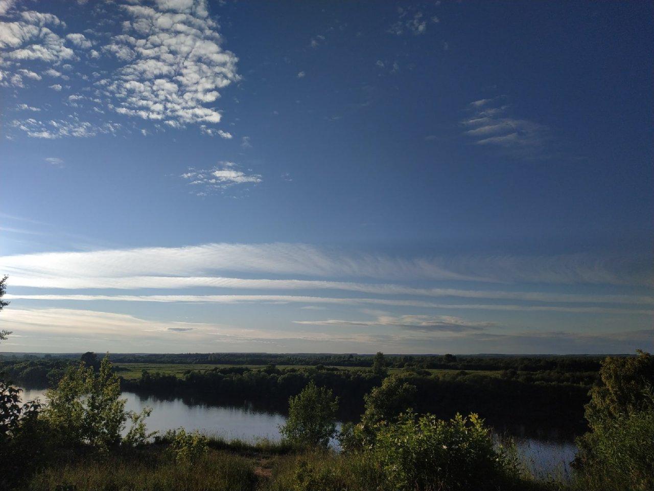 Опубликован прогноз погоды в Кирово-Чепецке на дополнительный выходной