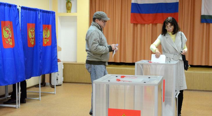 Известно, сколько чепчан поддержали поправки в Конституцию