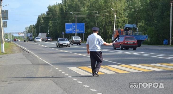 На дорогах Кирово-Чепецка вновь пройдут массовые проверки водителей