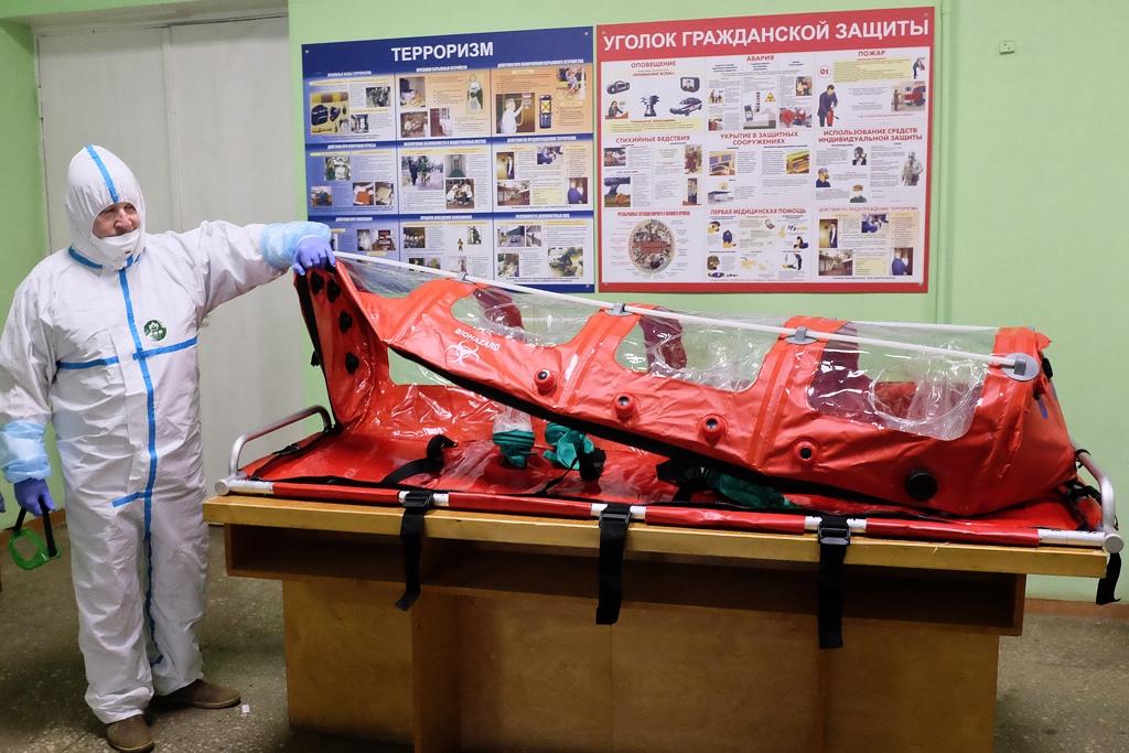 В Кирове скончался 55-летний мужчина с коронавирусом