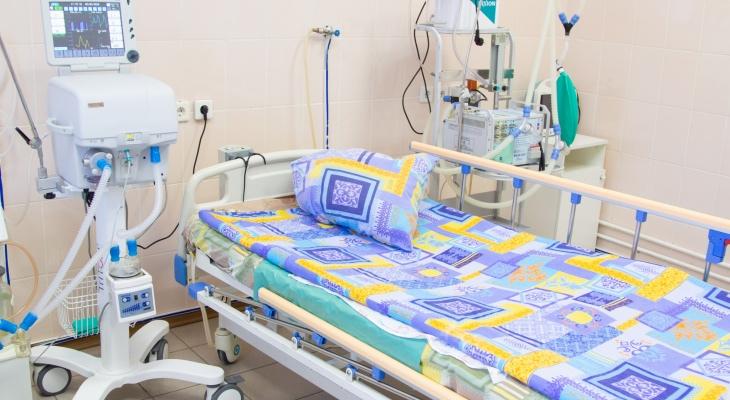 В Кировской области увеличилось число летальных исходов среди пациентов с COVID-19
