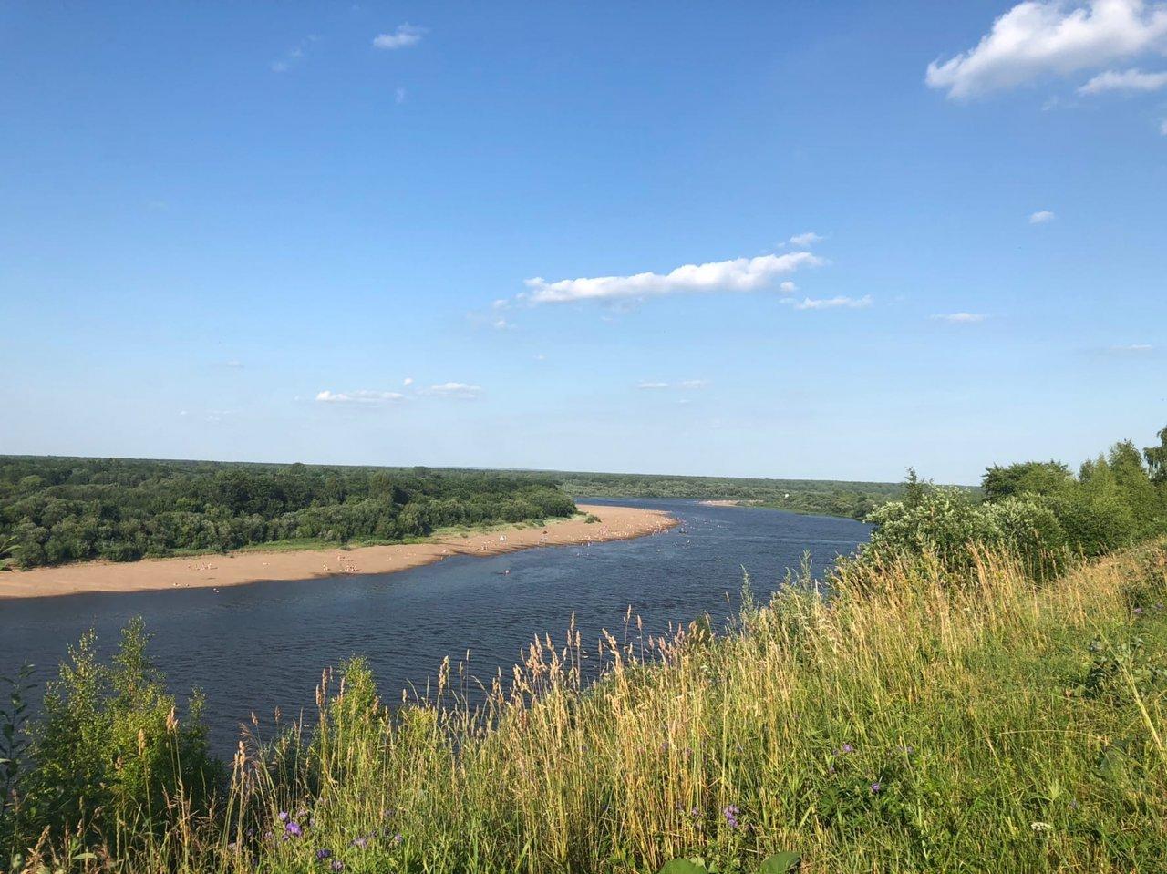 В Кирово-Чепецке на неделе ожидается до +36 градусов: прогноз погоды