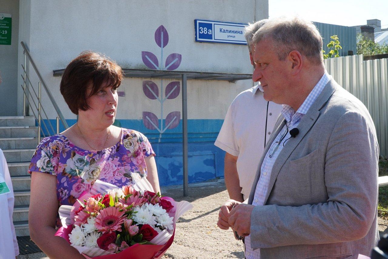 «На моем месте так поступил бы каждый»: медсестру из Кирово-Чепецка наградят за спасение ребенка