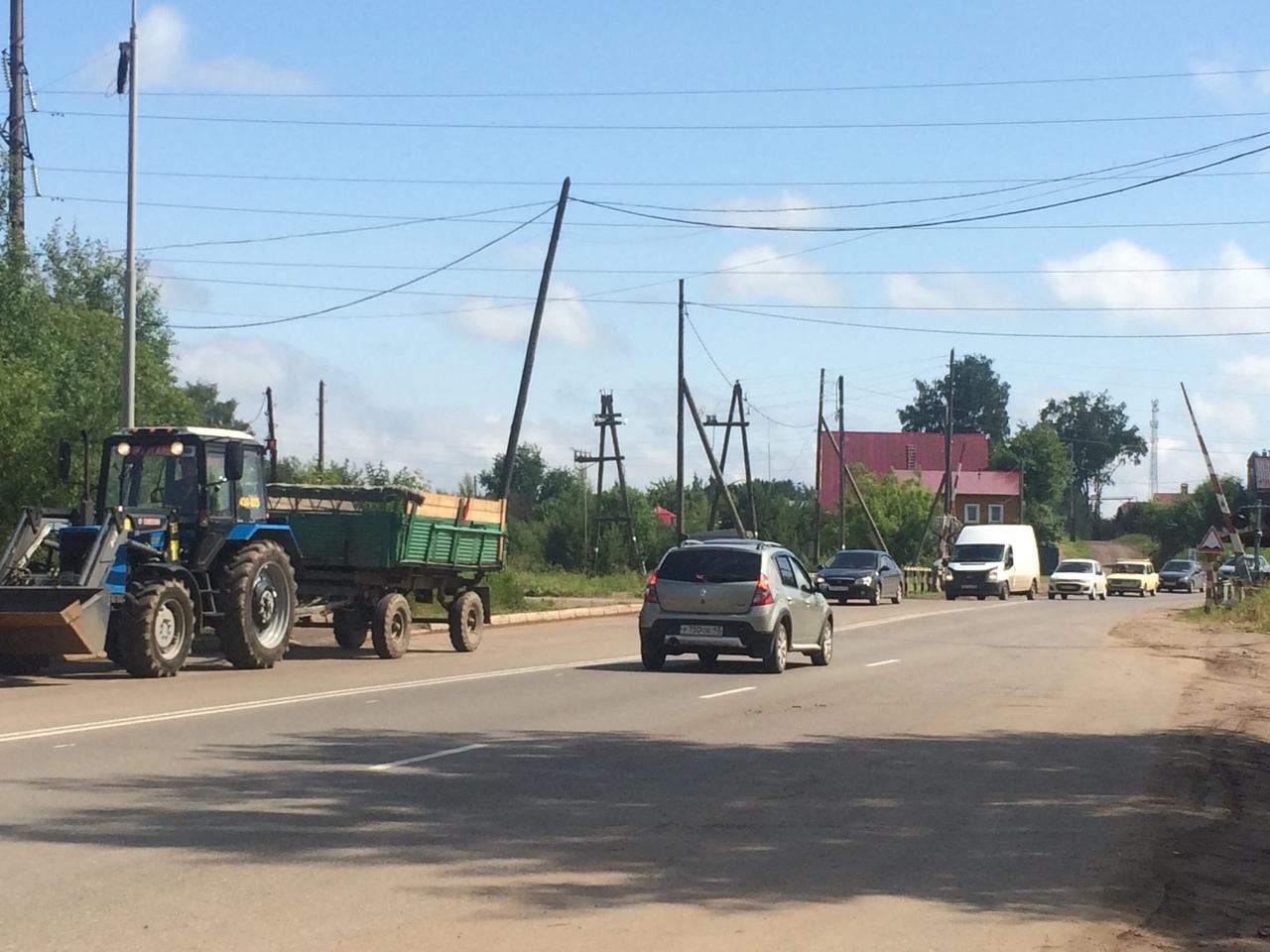 В Кирово-Чепецке снова нанесут разметку за 400 тысяч рублей