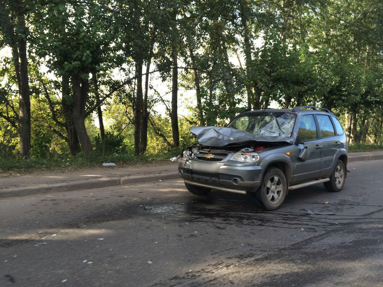 Трасса в Кирово-Чепецком районе попала в список самых опасных в области