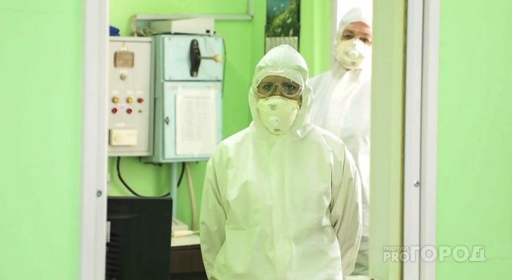 За неделю в Кирово-Чепецке выявлено 14 заболевших коронавирусом