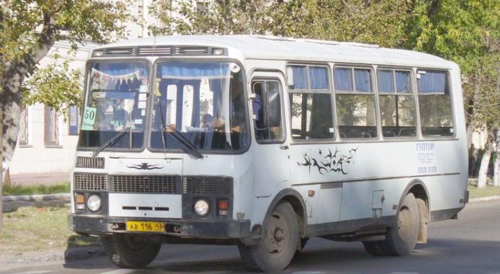 Автобус до Каринторфа отменили из-за состояния дороги