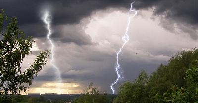 Дожди и грозы: прогноз погоды в Кирово-Чепецке на выходные, 25 и 26 июля