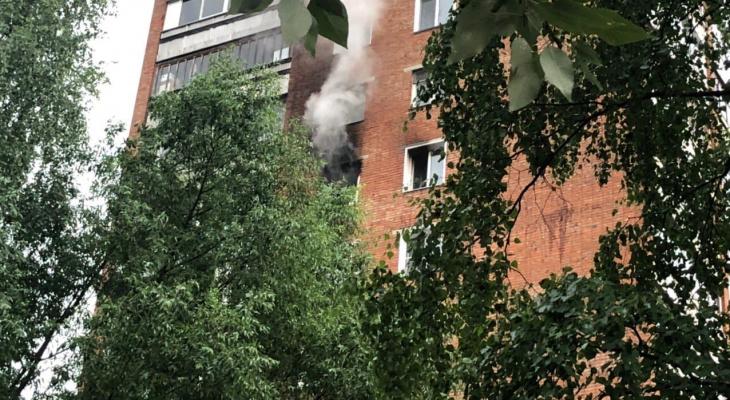 Что обсуждают в Кирово-Чепецке: пожар в высотке и уголовное дело на спасателя