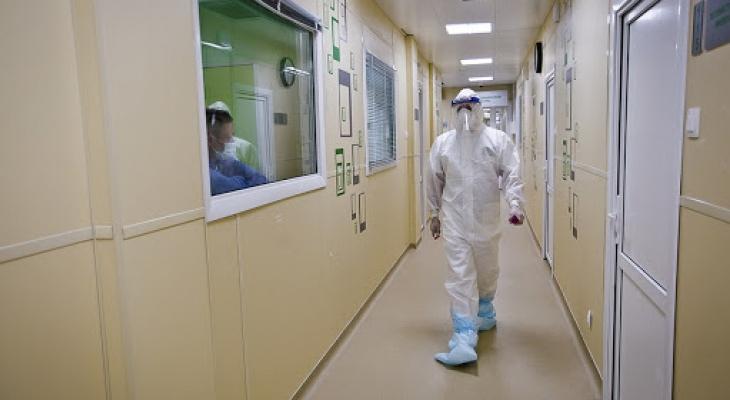В Кировской области скончались еще 8 человек с COVID-19