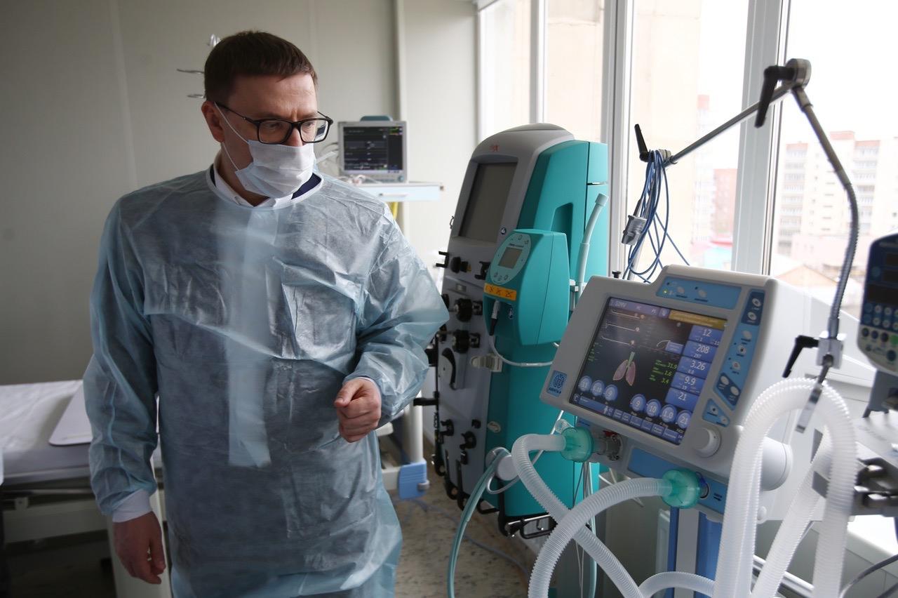 В минздраве Кировской области сообщили о смерти еще 2 пациентов с COVID-19