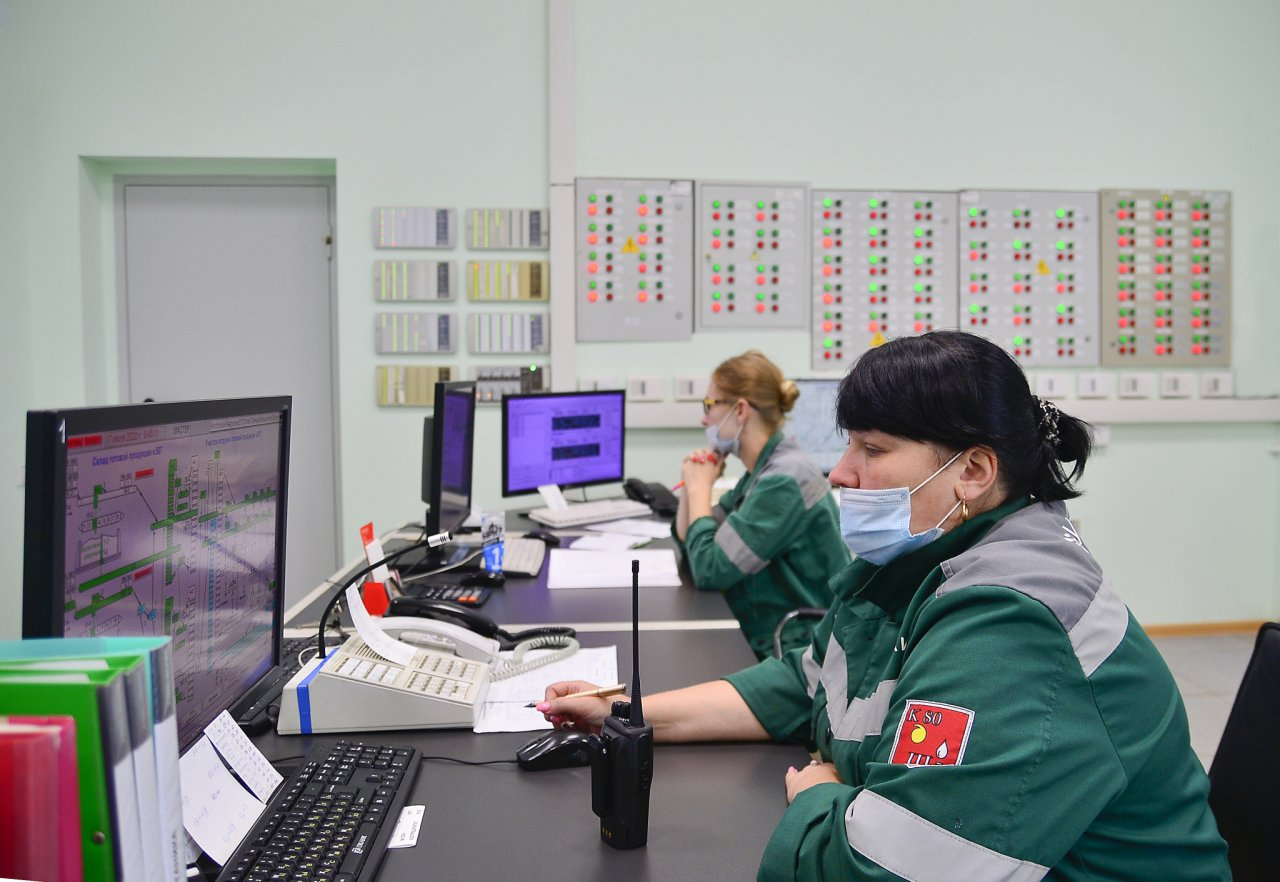УРАЛХИМ продолжает совершенствовать систему пожарной безопасности на производстве