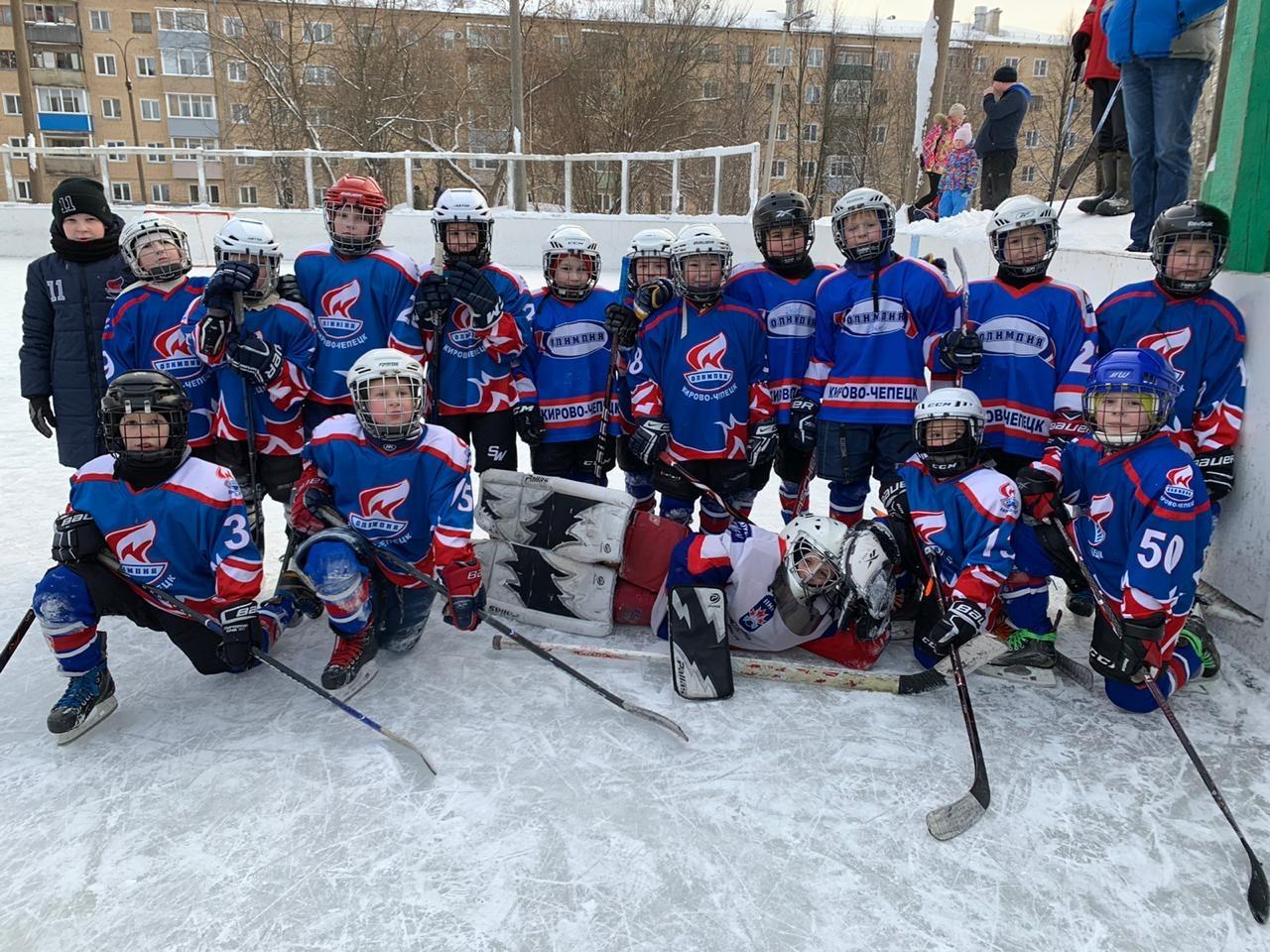 """Хоккейную команду """"Олимпия"""" присоединят к областной спортивной школе"""
