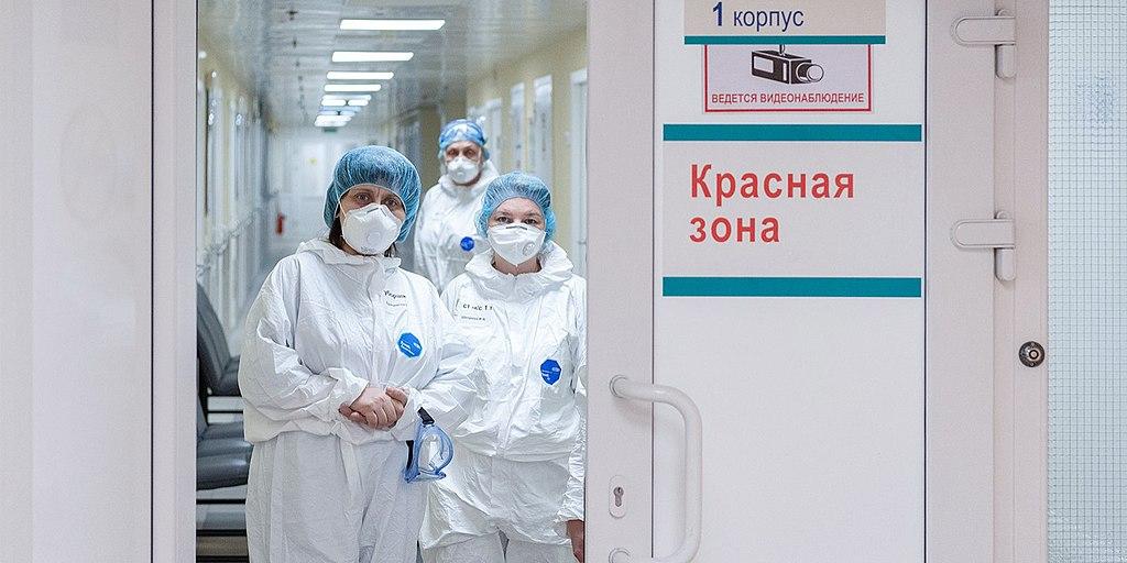 У 827 пациентов COVID-19 протекает с пневмонией: статистика по региону