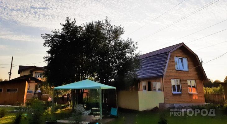 Приставы продают 5 арестованных садовых участков в Кирово-Чепецком районе