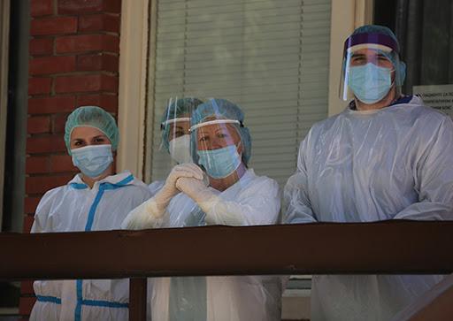 Число смертей среди пациентов с COVID-19 в Кировской области достигло 80