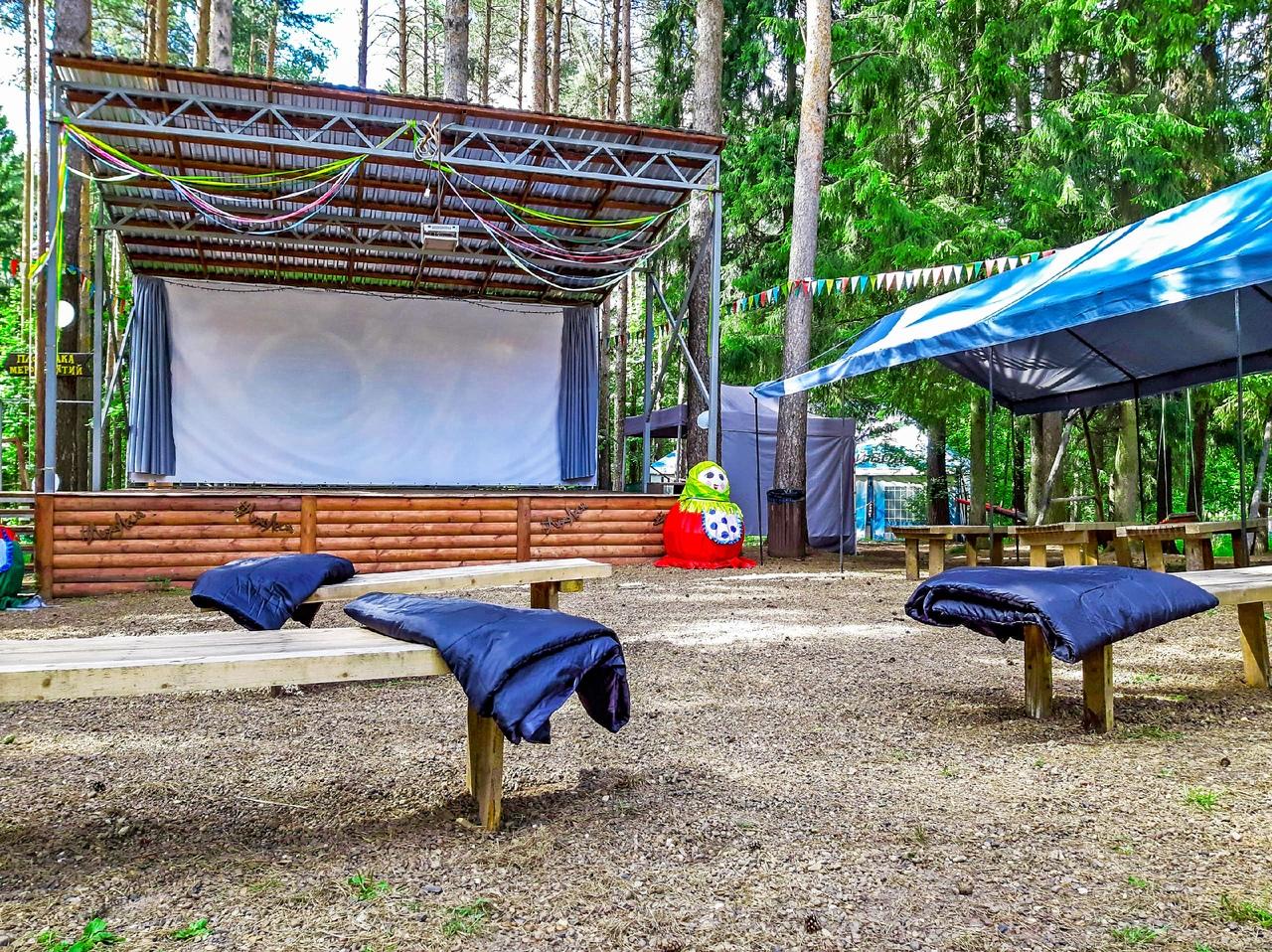 В Кирово-Чепецке открывается первый кинотеатр под открытым небом