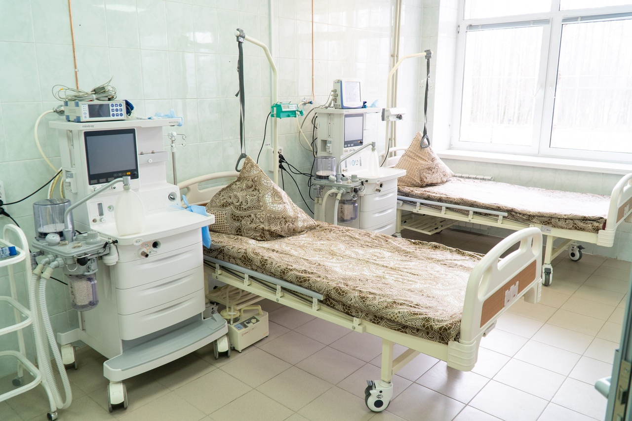 В Кировской области скончался 82-й пациент с коронавирусной инфекцией