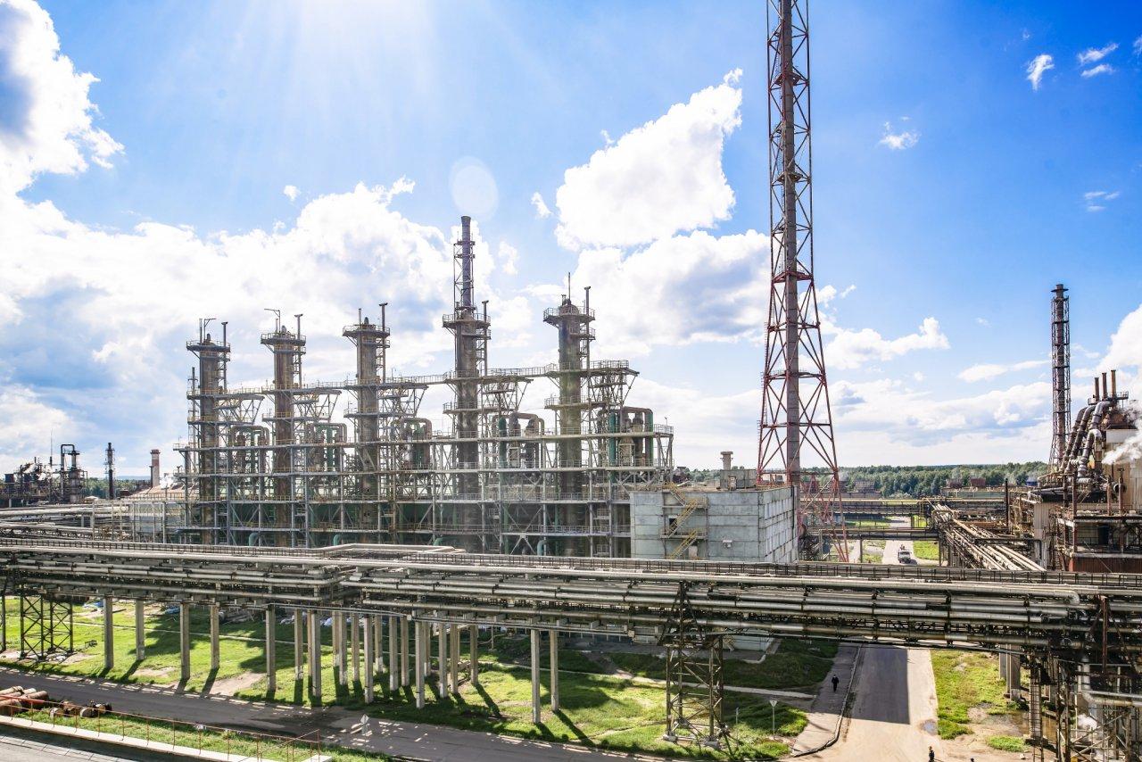 В филиале «УРАЛХИМа» завершили ремонт агрегата азотной кислоты