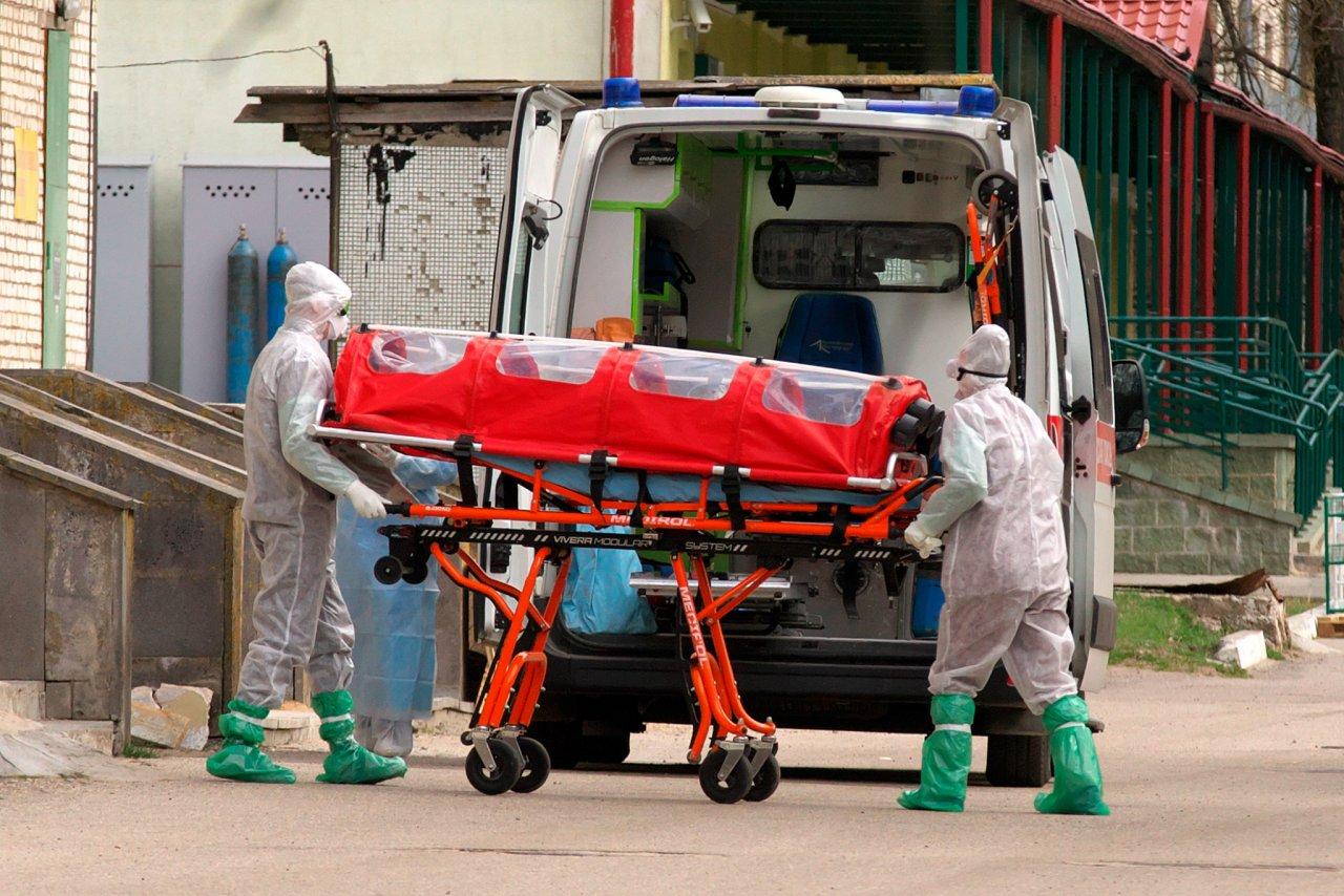 771 человек в больницах: о заболевших COVID-19 в Кировской области на 16 августа