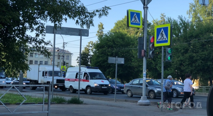 +64: минздрав опубликовал статистику заболеваемости COVID-19 в Кировской области