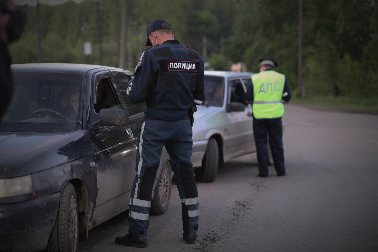 В субботу в Кирово-Чепецке пройдут массовые проверки водителей