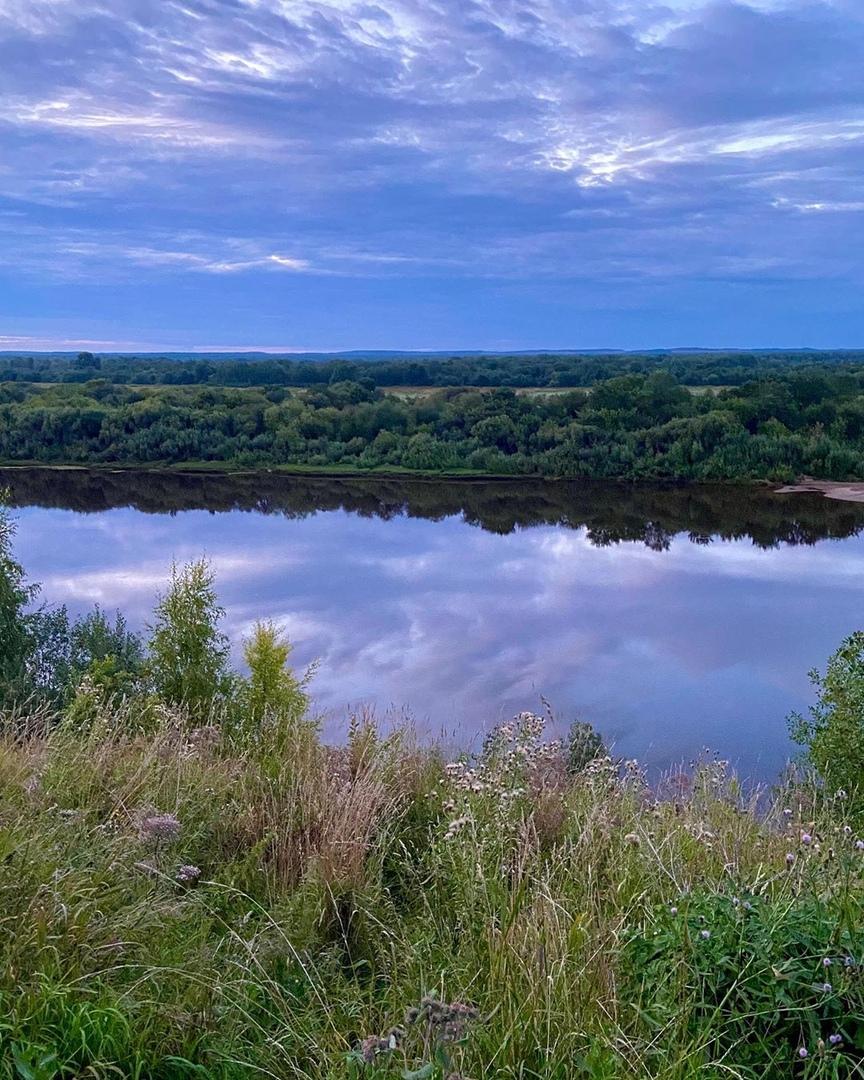 Сильный ветер и тепло до +24: прогноз погоды на неделю в Кирово-Чепецке