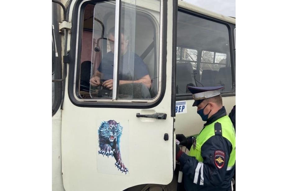 """В Кирово-Чепецке пройдут """"сплошные проверки"""" водителей автобусов"""