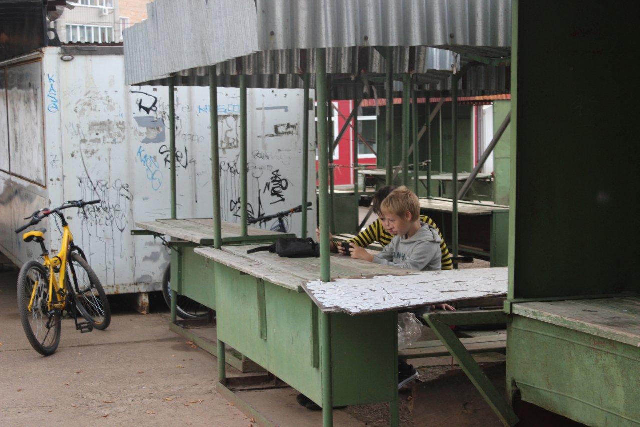 Рынок «Южный» в Кирово-Чепецке снесут