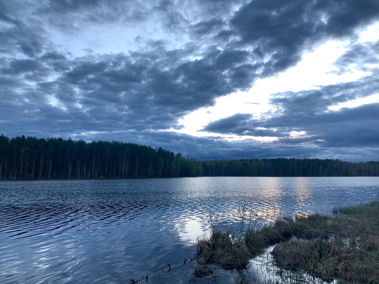 Пасмурно и дождливо: прогноз погоды на выходные для Кирово-Чепецка