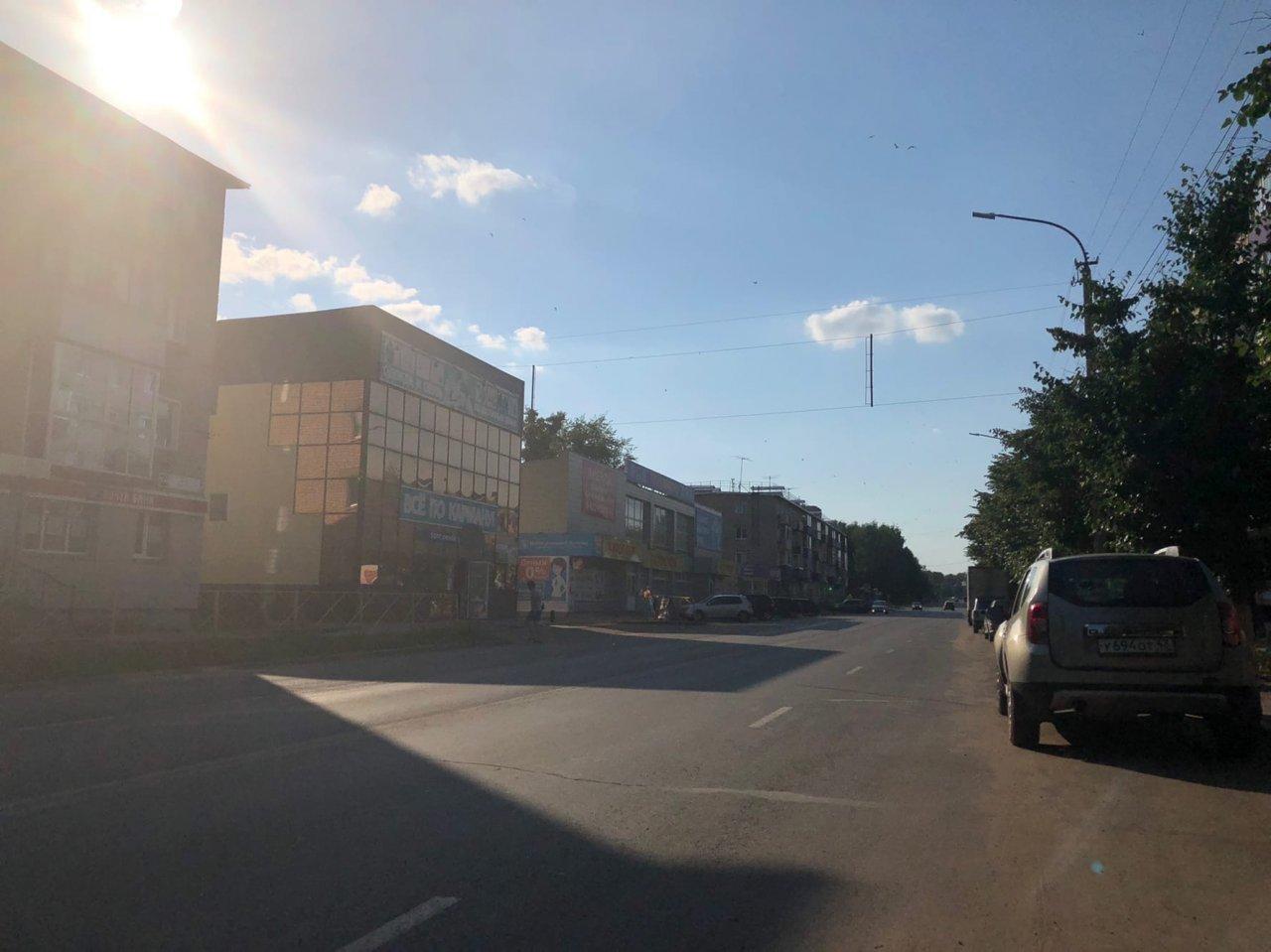 Опубликован прогноз погоды в Кирово-Чепецке на сентябрь 2020 года