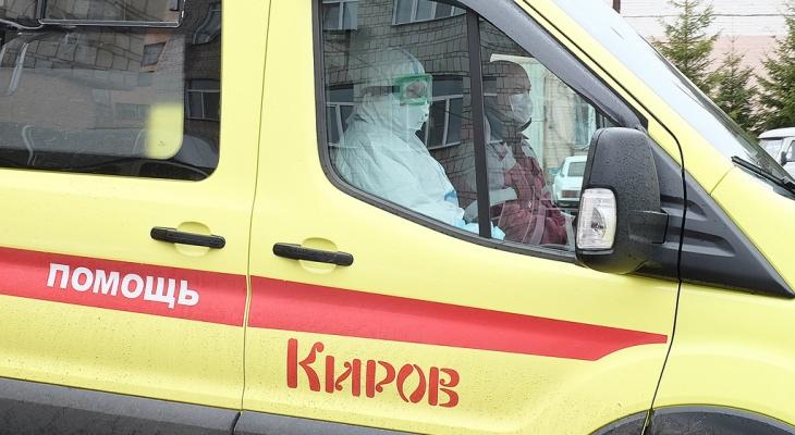 За сутки коронавирус выявили у 65 жителей Кировской области