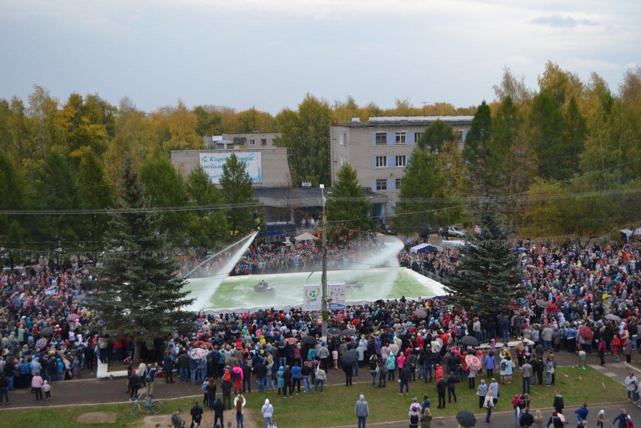 Опубликовано расписание мероприятий в честь Дня города Кирово-Чепецка