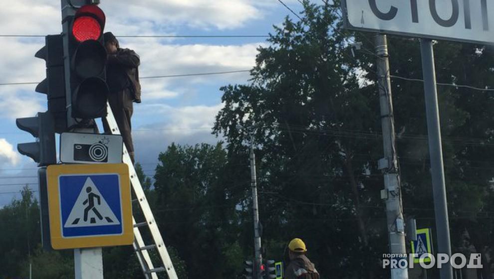 В Кирово-Чепецке заменят 29 знаков на пешеходных переходах