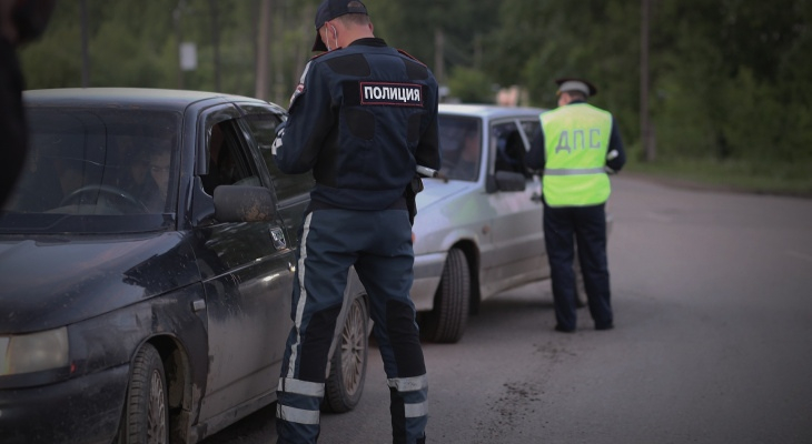 8 августа в Кирово-Чепецке пройдут массовые проверки водителей