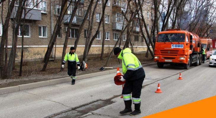 Чепчане смогут выбрать участки дорог для ремонта в 2021 году