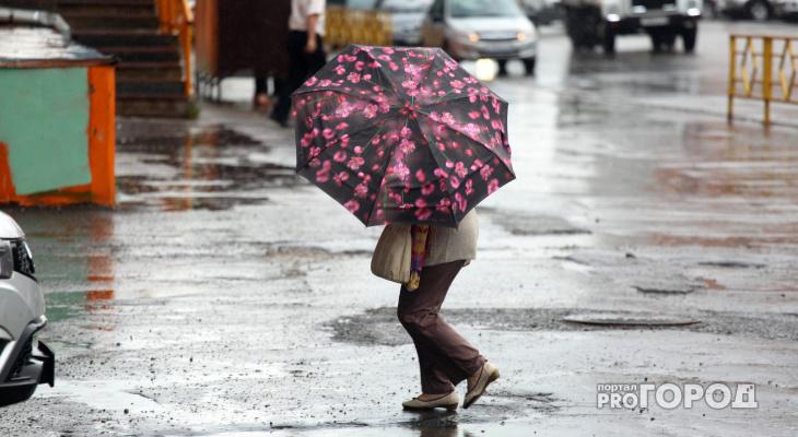 Ледяная крупа и мокрый снег: синоптик рассказал о погоде на неделе в регионе