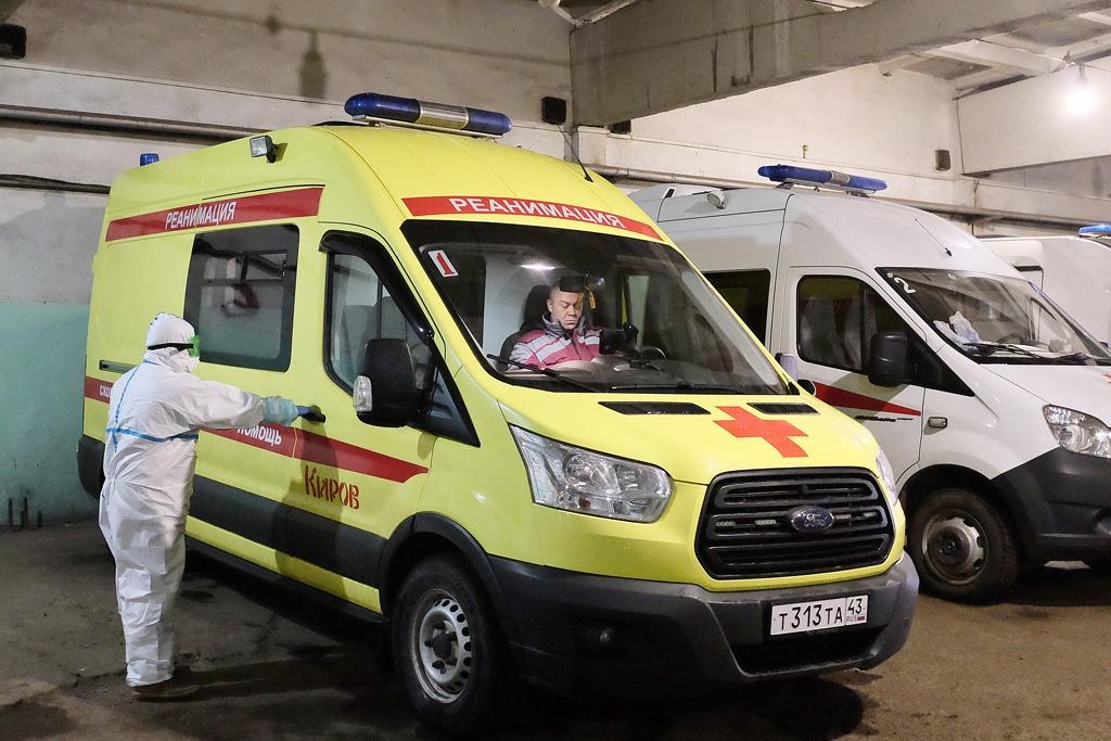Опубликован суточный прирост больных COVID-19 в Кирово-Чепецке и области