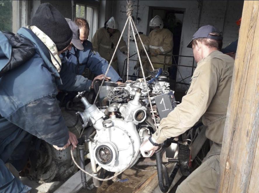 Известен примерный срок устранения аварии на очистных в Кирово-Чепецке