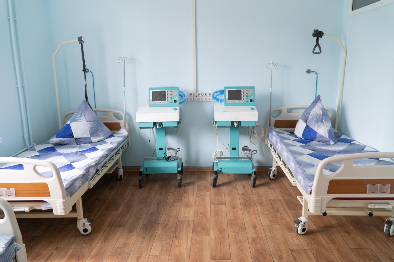 В госпитале скончался еще один житель Кировской области с COVID-19