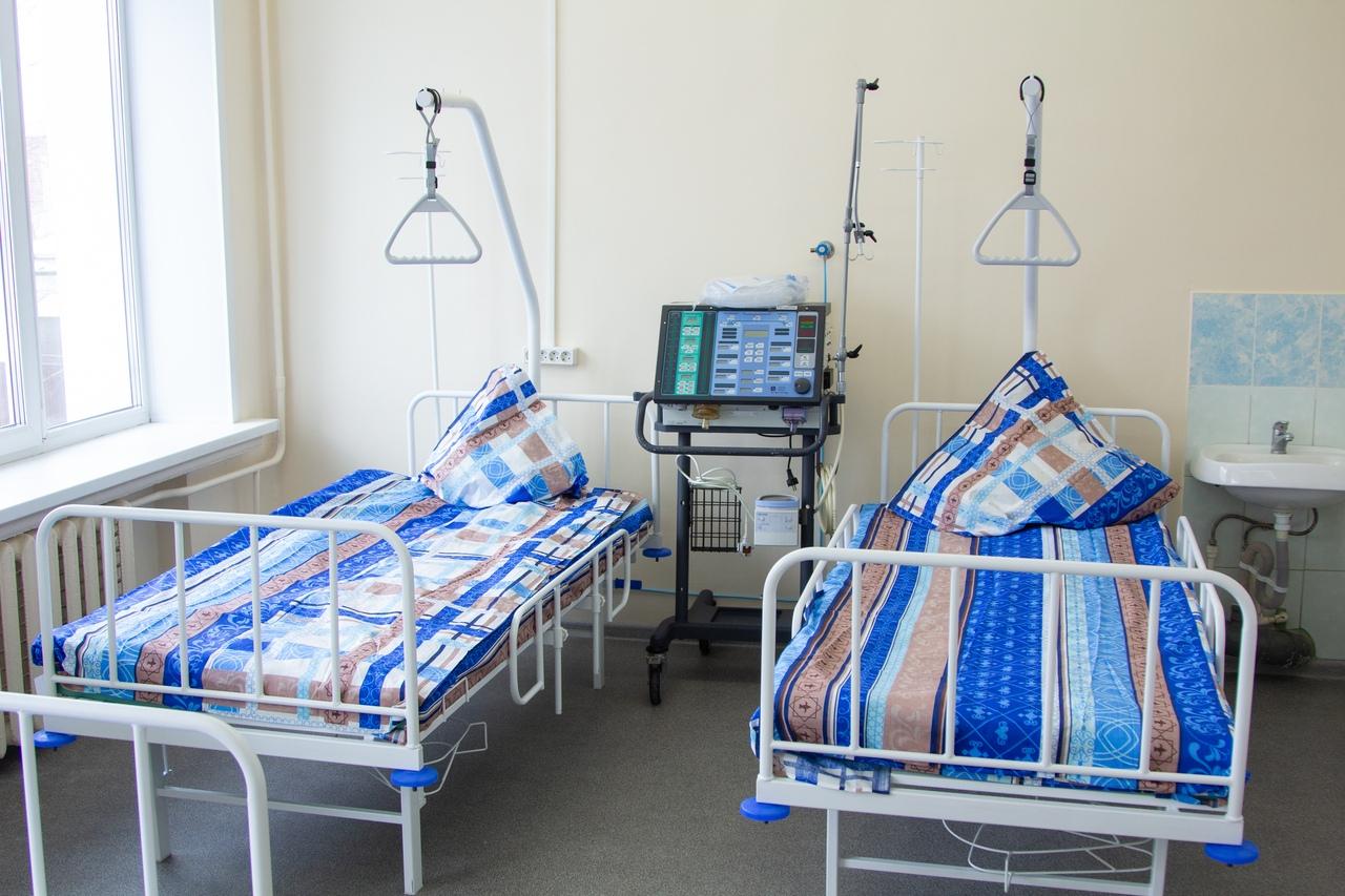 В кировском госпитале от коронавируса скончался еще один пациент