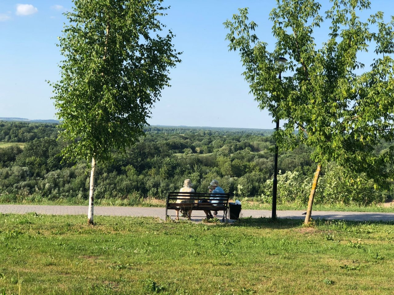 В Кировскую область придет бабье лето: синоптик опубликовал прогноз погоды