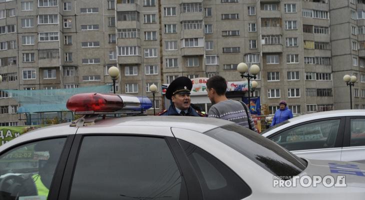 В Кирово-Чепецке на выходных будут массово останавливать и проверять водителей
