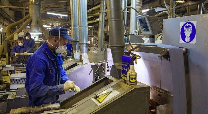 На одном из предприятий Кирово-Чепецка 7 рабочих отравились фтором