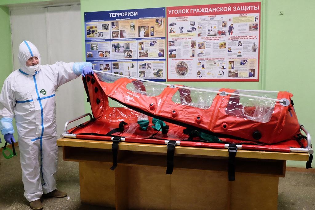 Известен суточный прирост зараженных COVID-19 в Кирово-Чепецке и регионе