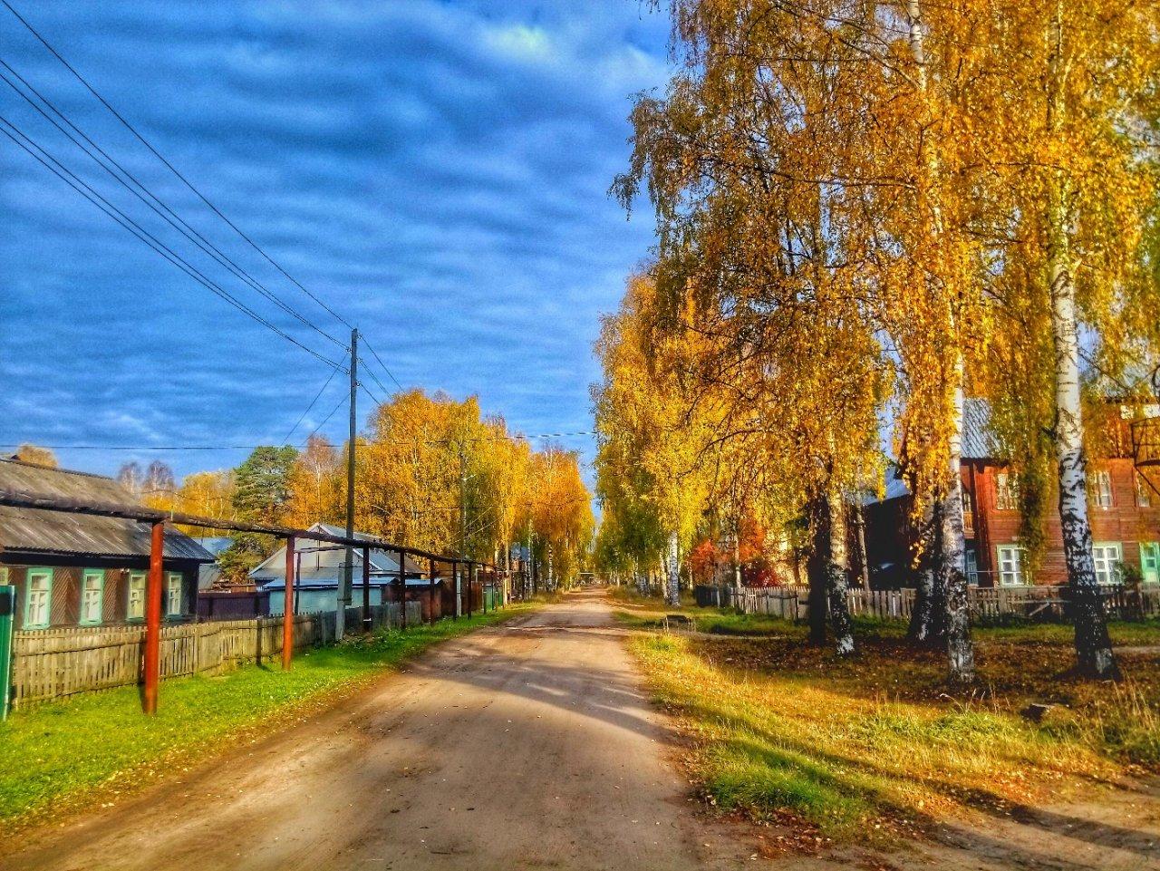 Фотоподборка из соцсетей: 10 красивых фотографий осеннего Каринторфа