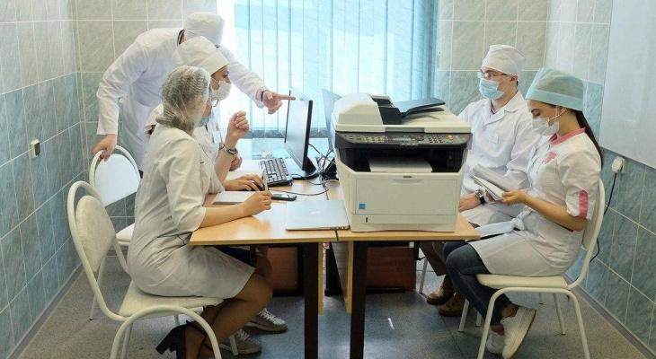 В Кировскую область завезли вакцину от гриппа для 69 433 детей