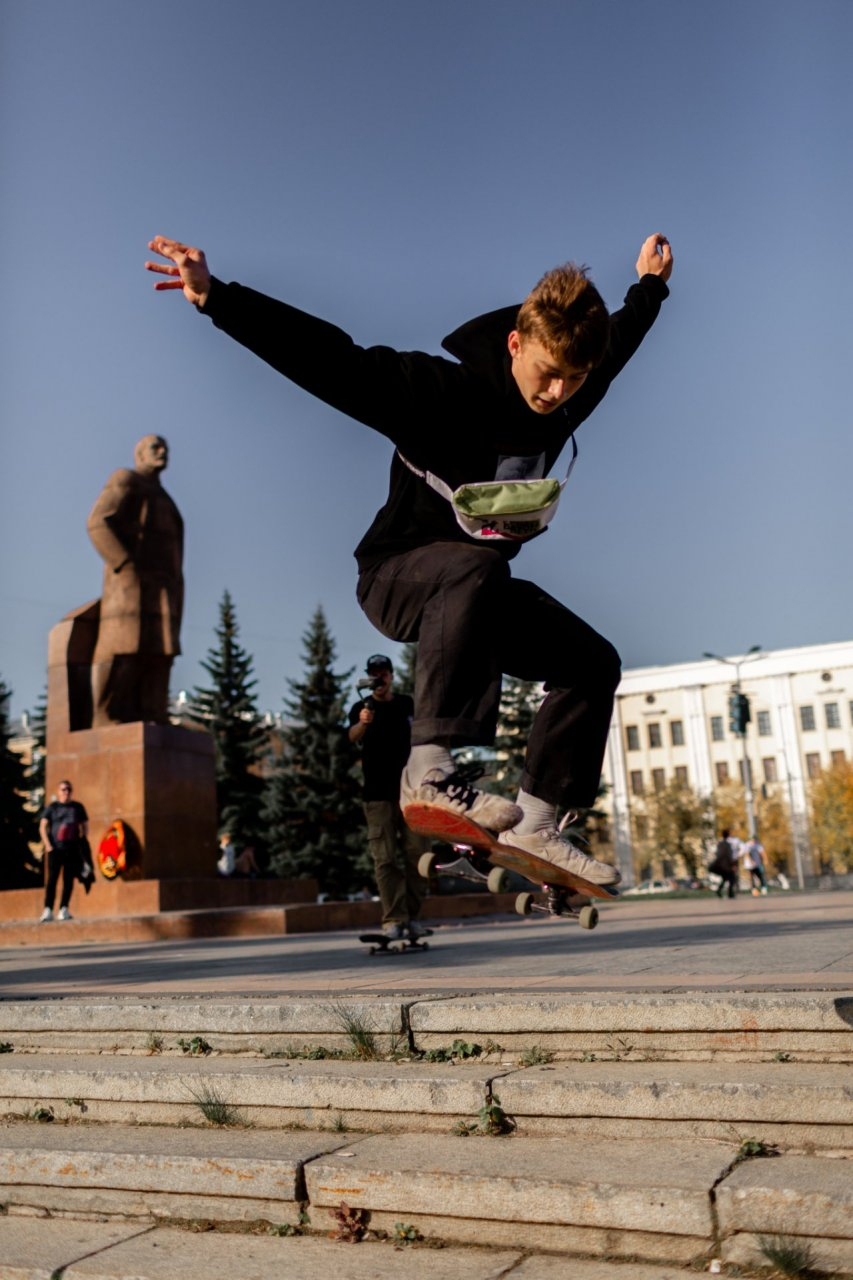 Поддержим наших: кировские экстремалы ворвались в финал всероссийских соревнований